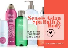 Senses Asian Spa Bath & Body Collection