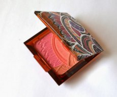 "Bronzing Glanzende Blusher ""Tribal Sunset"""